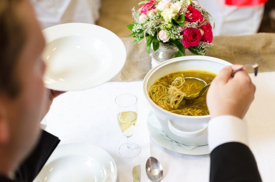 Wedding Food Revolution!